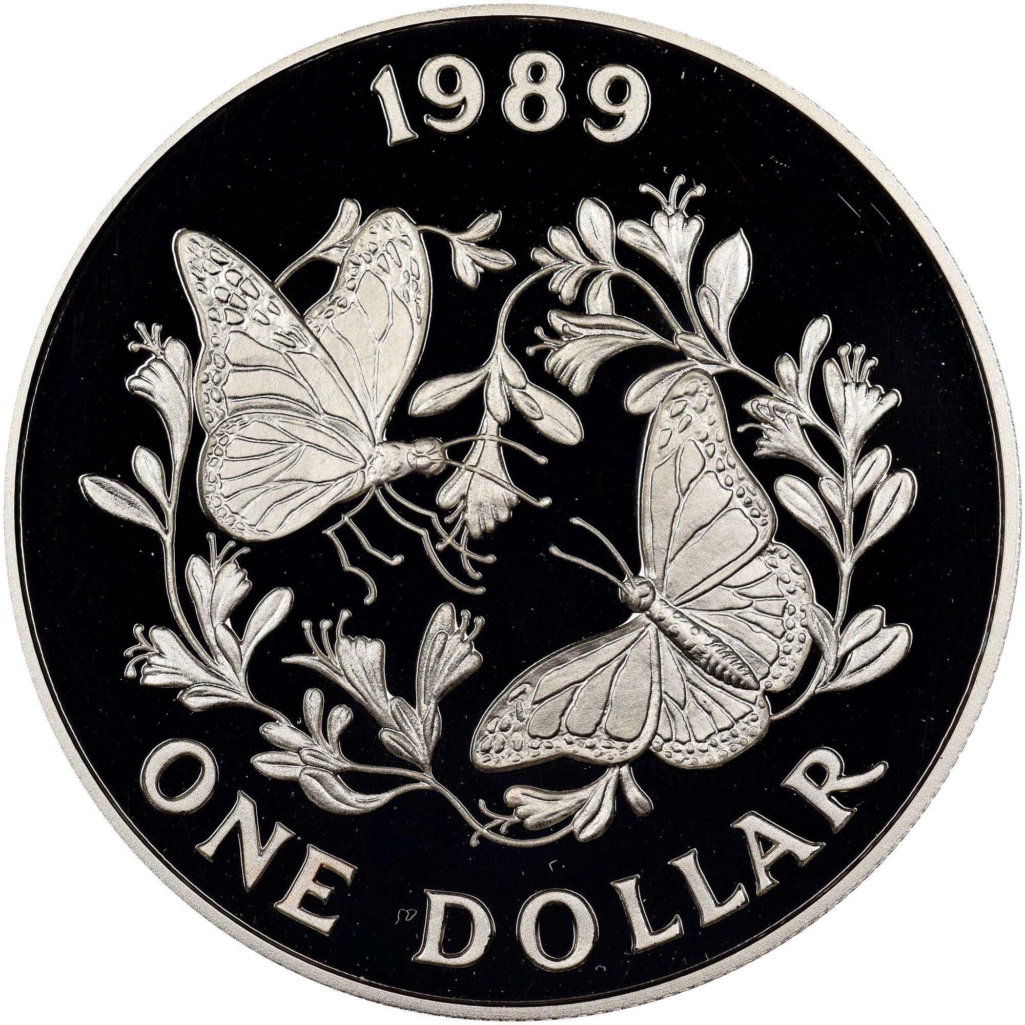 Bermuda Dollar reverse