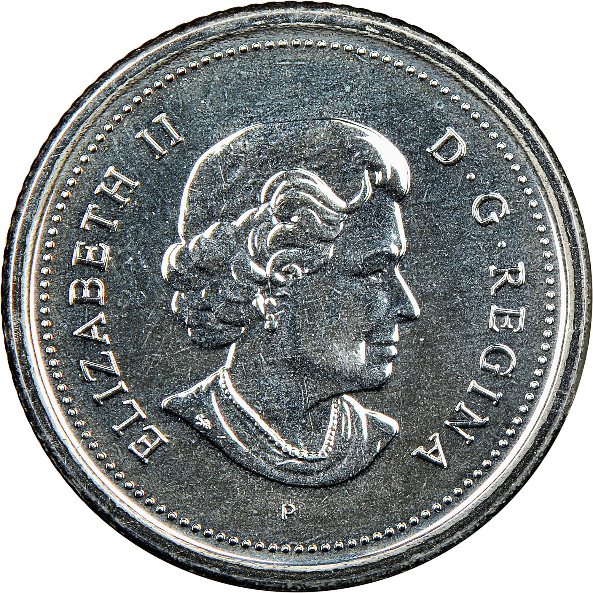 Canada 10 Cents obverse