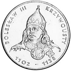 Poland 50 ZÅ'otych reverse