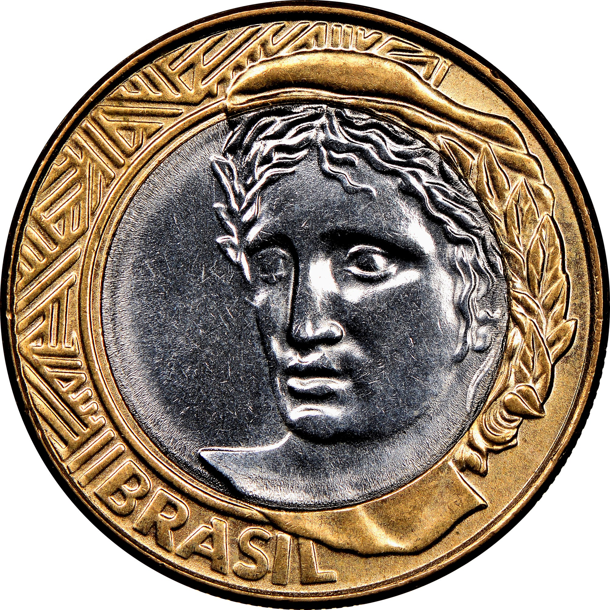 Brazil Real obverse