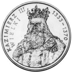 Poland 100 Złotych reverse