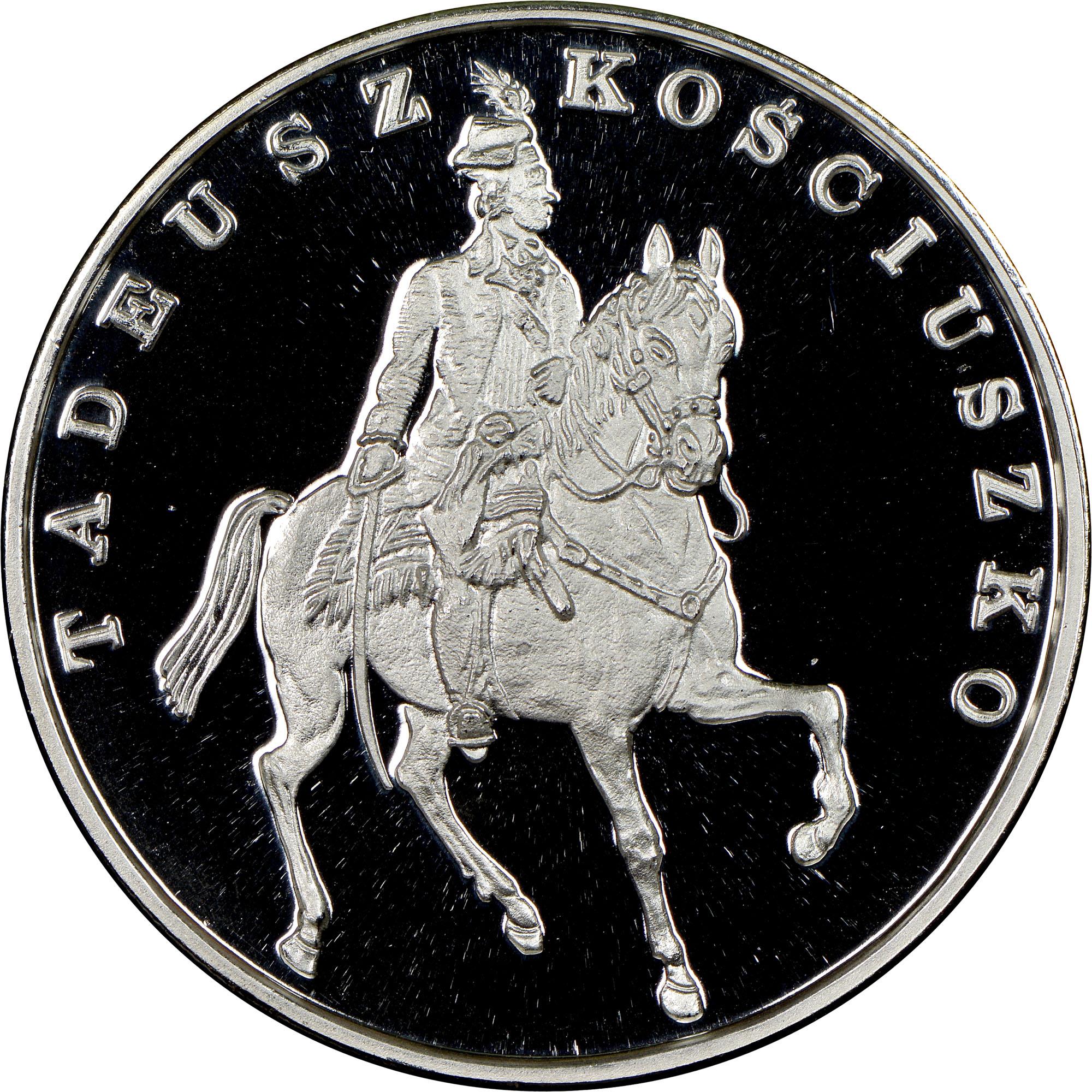 Poland 100000 Złotych reverse