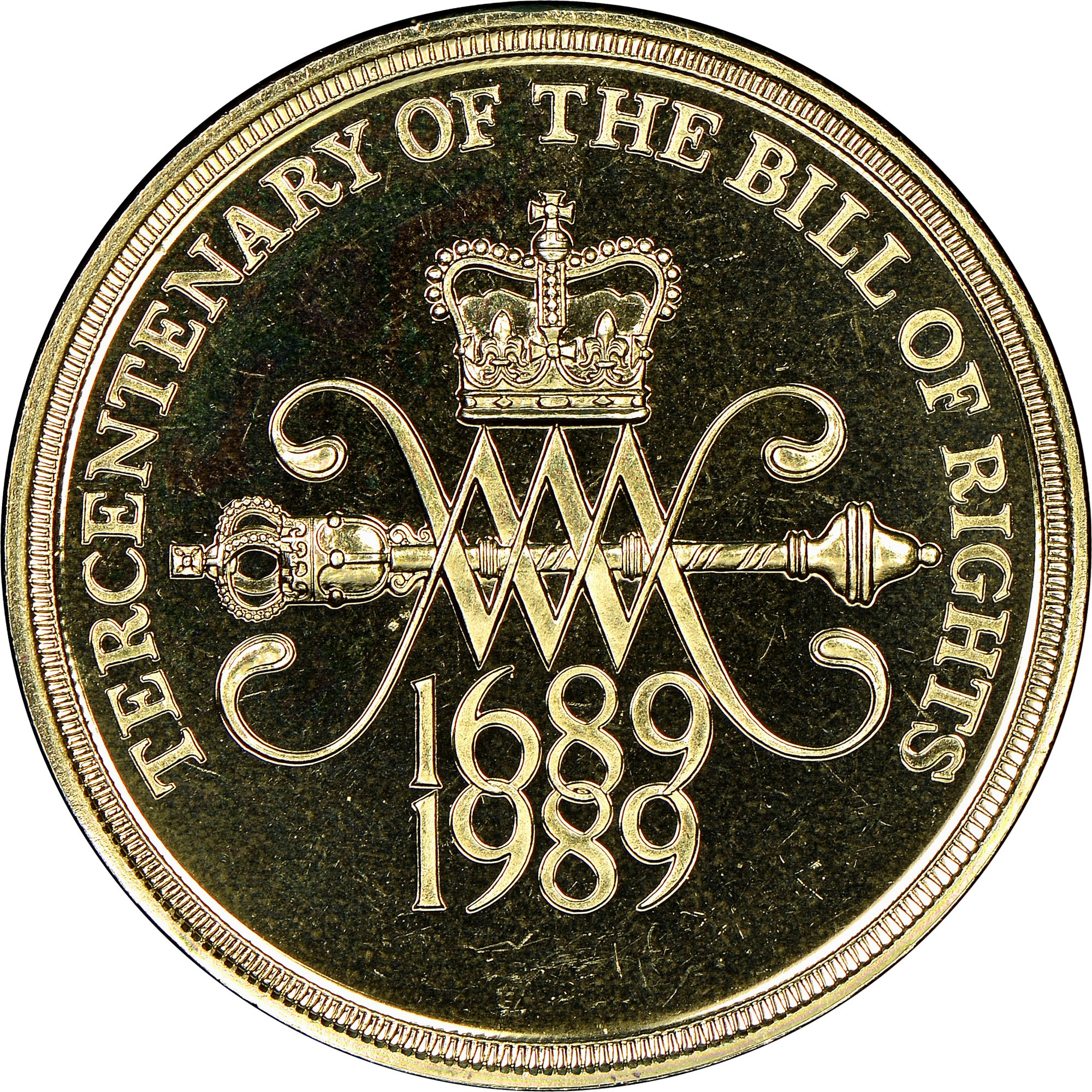 Great Britain 2 Pounds reverse