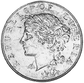 Liberia 50 Cents Km 9 Prices Values