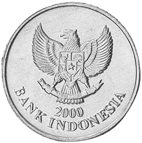 Indonesia 100 Rupiah obverse