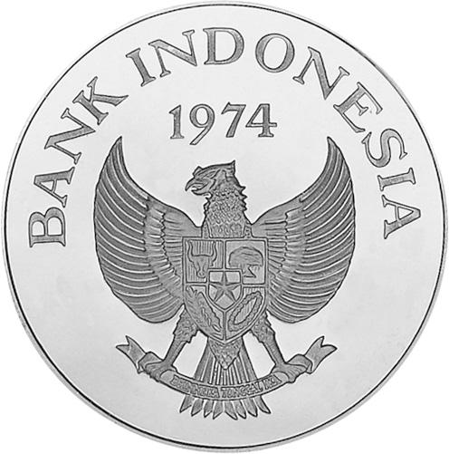 Indonesia 5000 Rupiah obverse