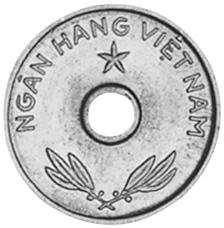 Viet Nam STATE OF SOUTH VIET NAM Xu obverse