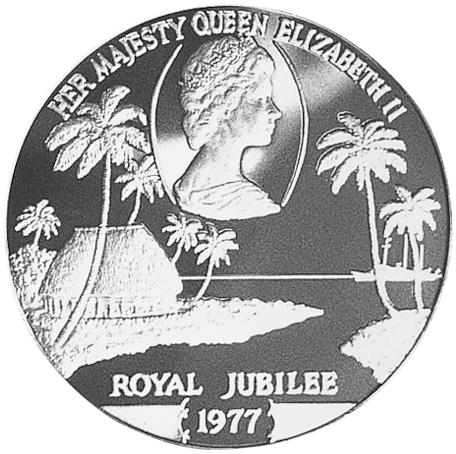 Samoa Tala reverse