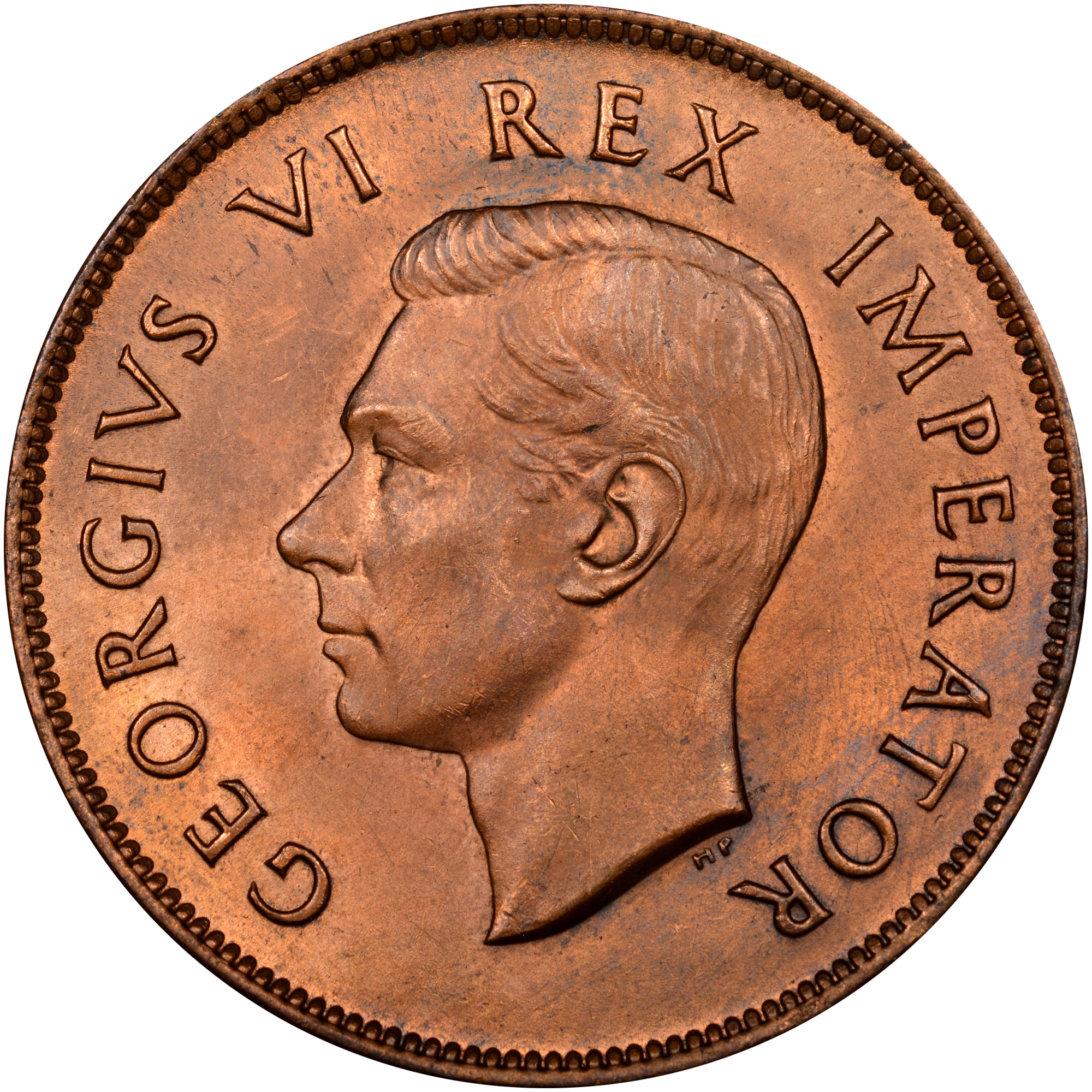 South Africa Penny KM 25 Prices & Values | NGC