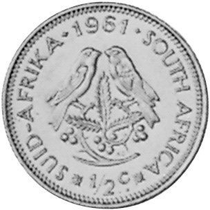 South Africa 1/2 Cent KM 56 Prices & Values | NGC