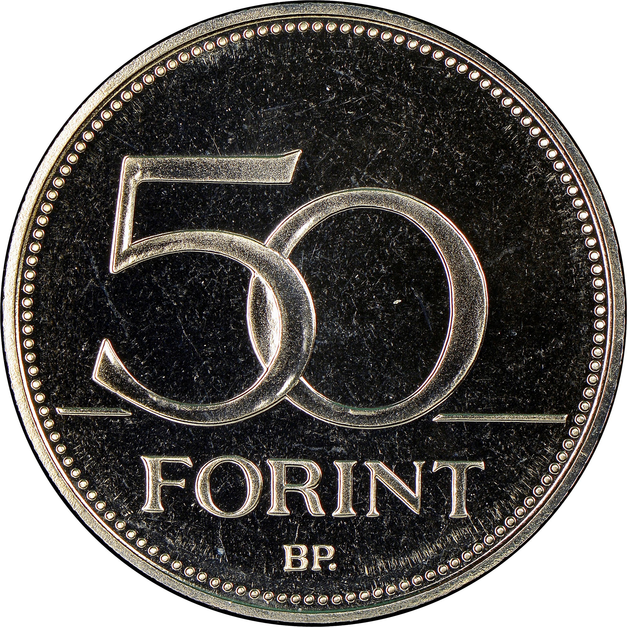 Hungary 50 Forint KM 697 Prices Values