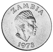 Zambia Ngwee obverse