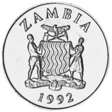 Zambia Kwacha obverse