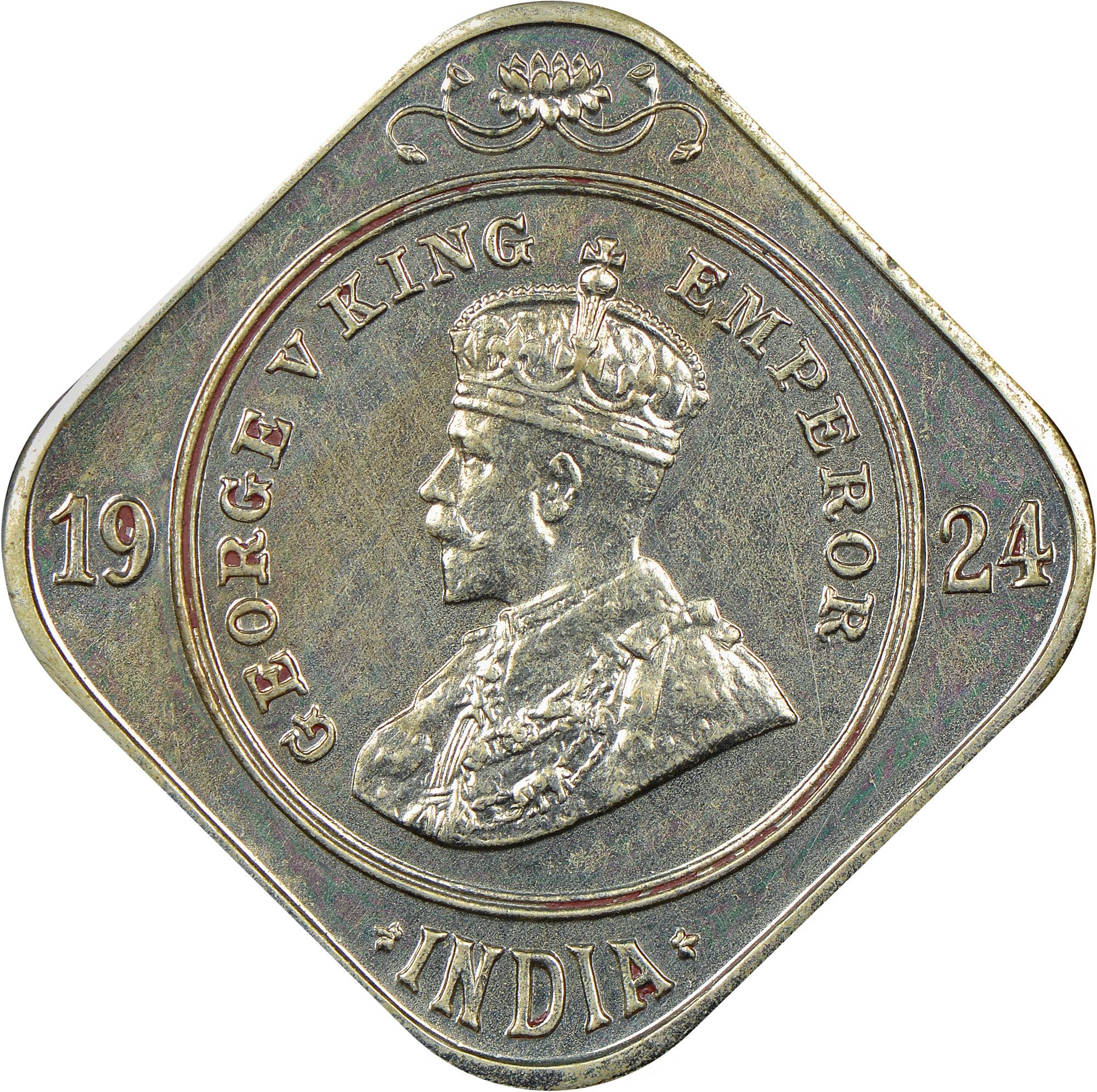 George V era 1935 Canada Small Cent