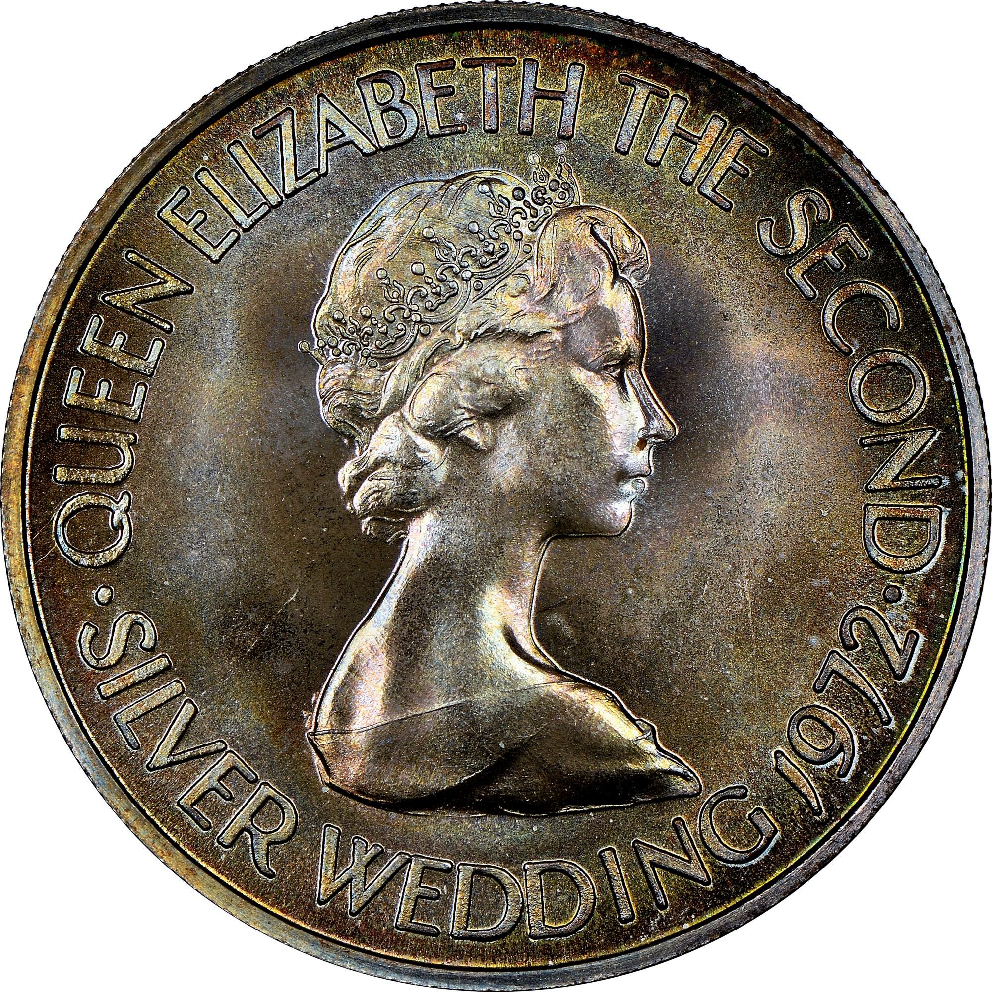 Jersey Pound obverse