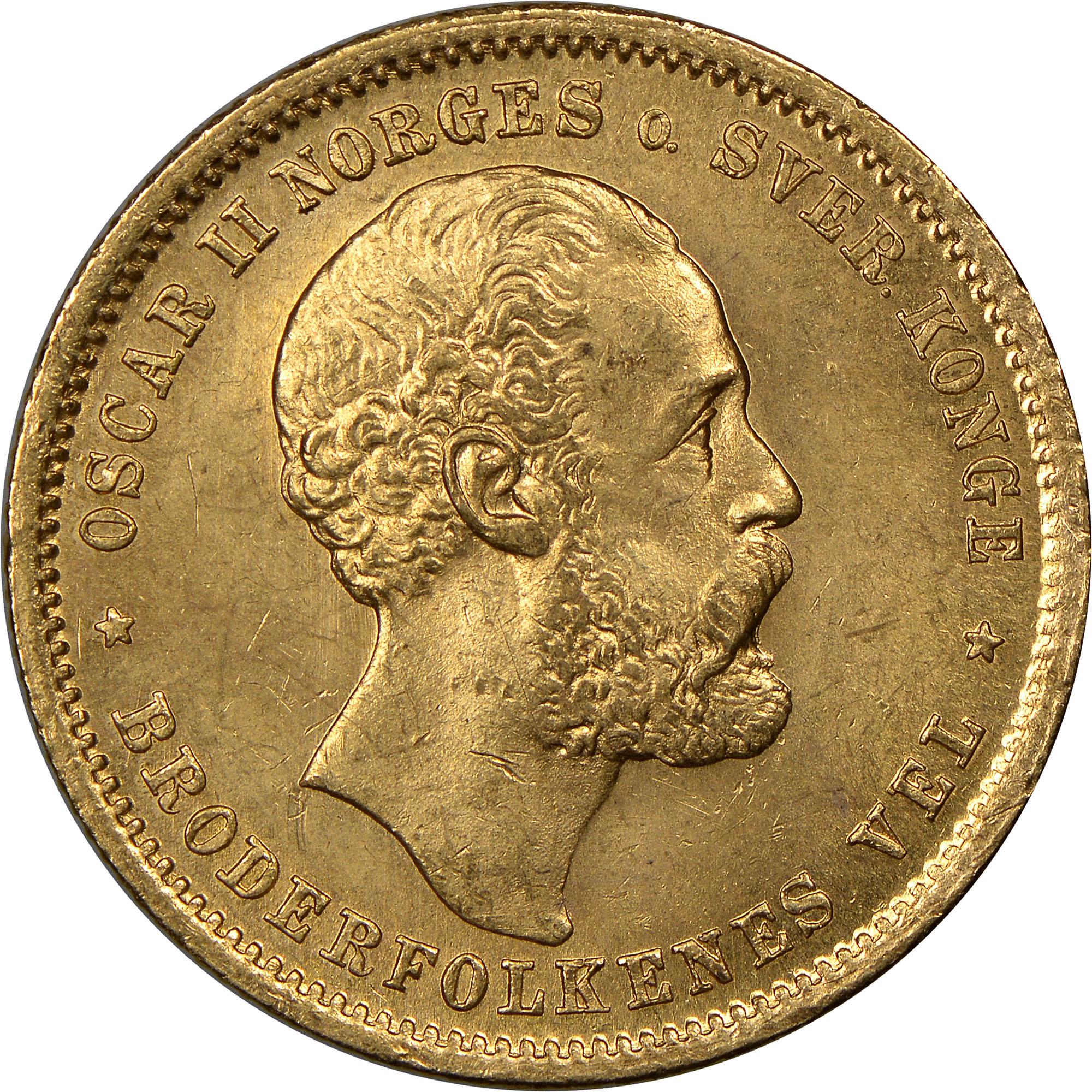 Norway 20 Kroner KM 355 Prices U0026 Values NGC