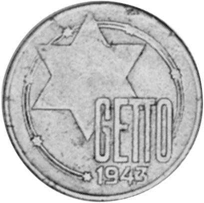 Poland 20 Mark reverse