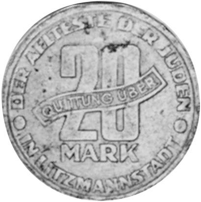 Poland 20 Mark obverse