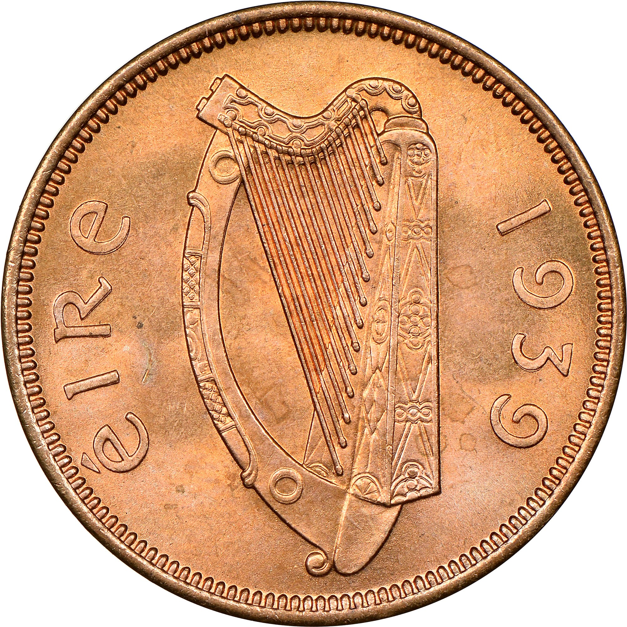 what is an eire coin