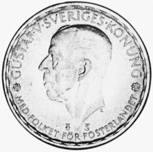 Sweden Krona obverse