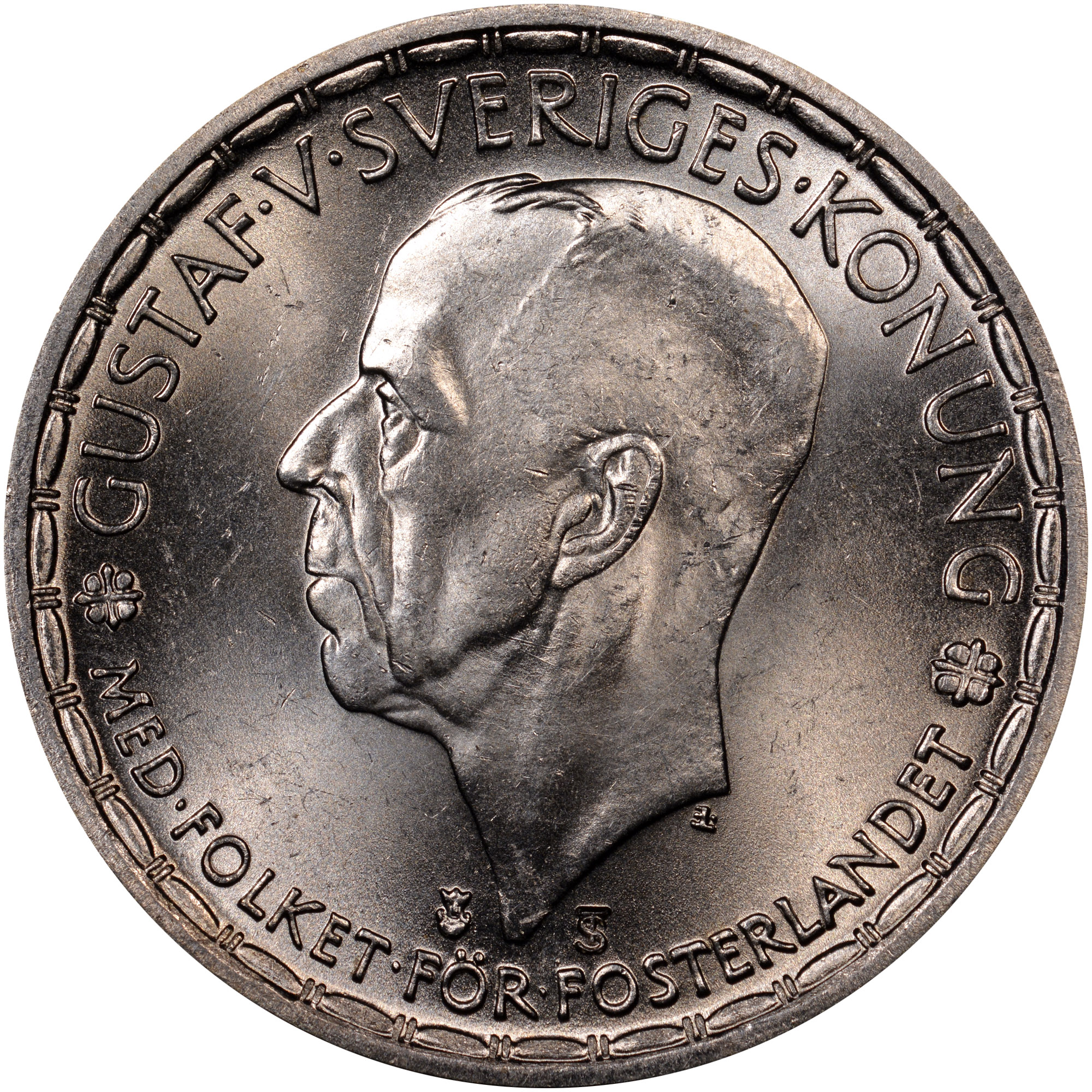 Sweden 2 Kronor KM 815 Prices & Values | NGC