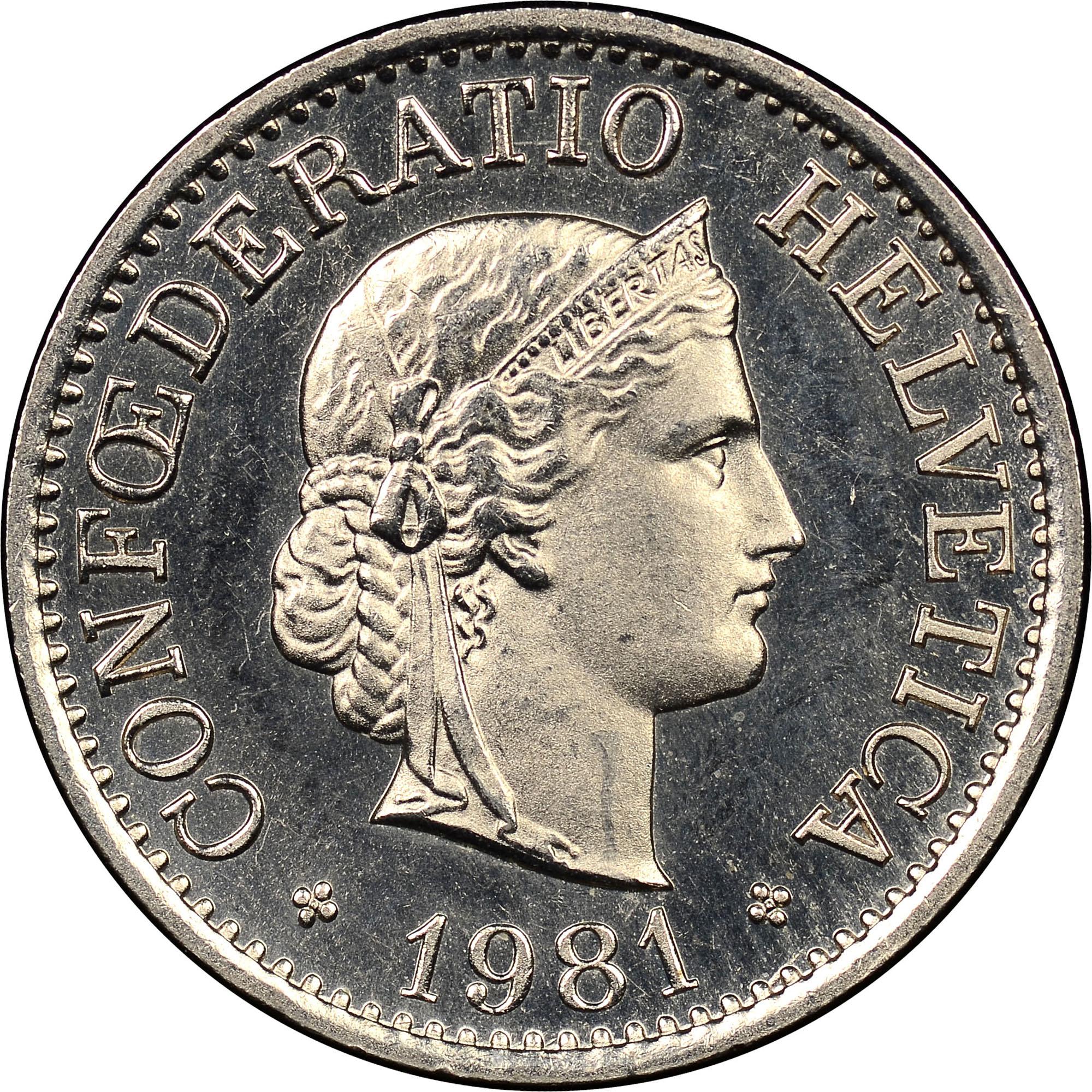 Switzerland 10 Rappen KM 27 Prices & Values | NGC