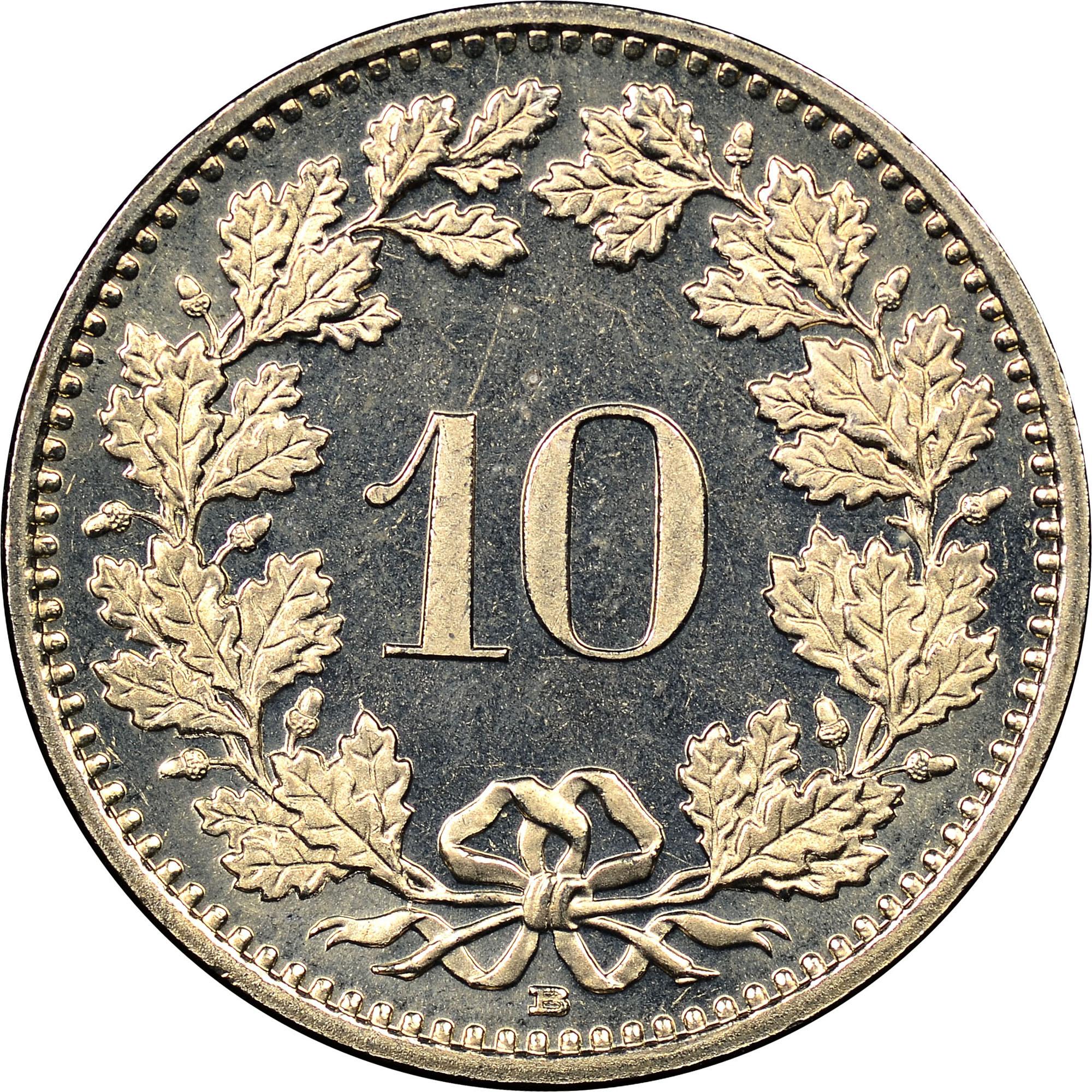 B 1948 10 Francs Value