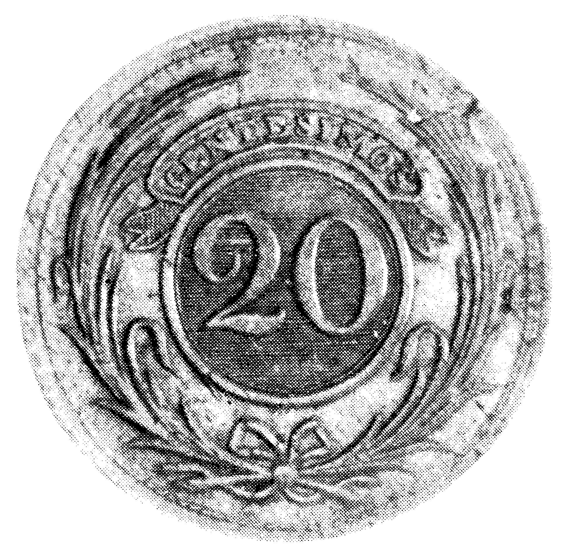 Uruguay 20 Centesimos reverse