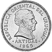 Uruguay Peso obverse