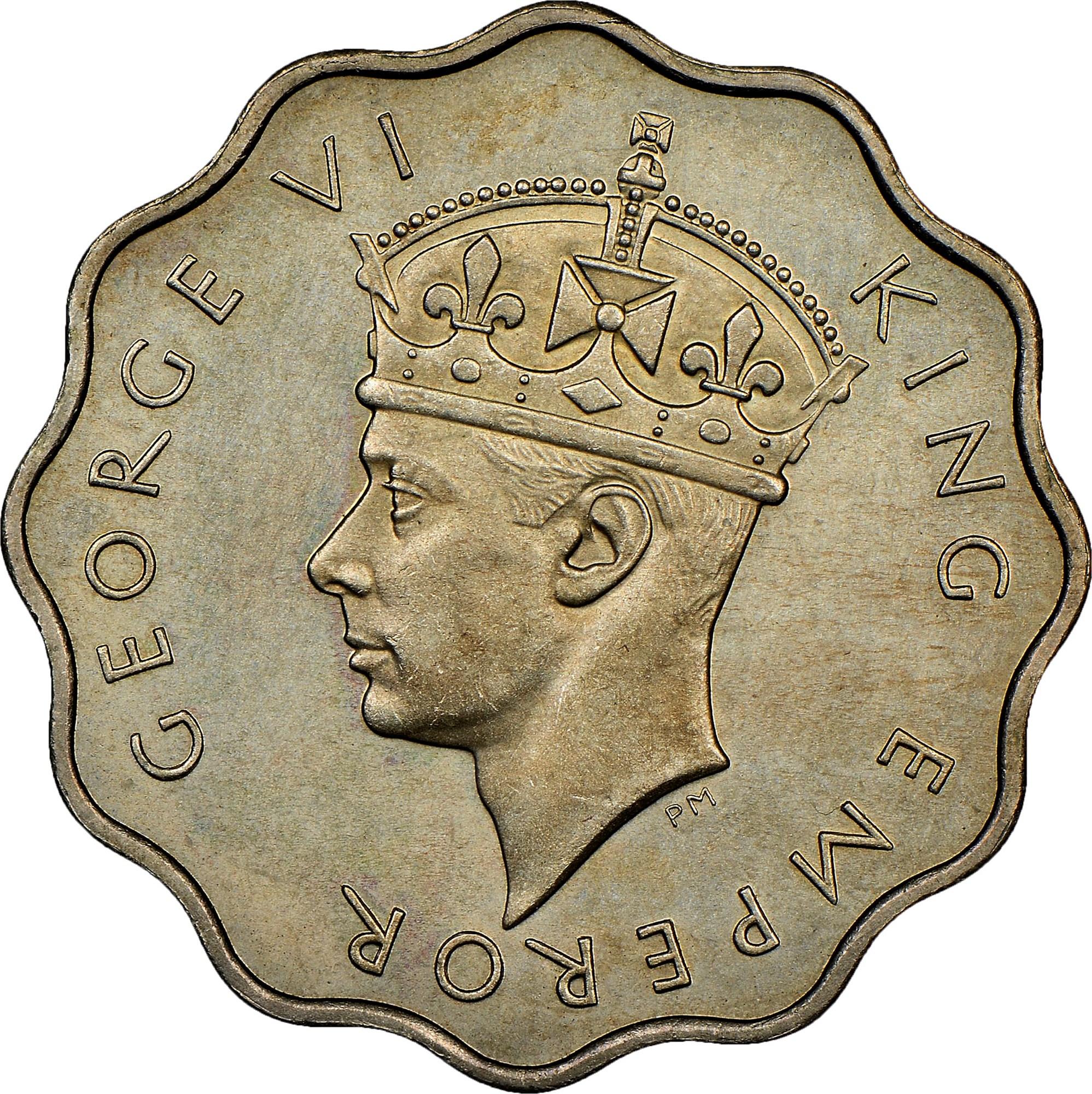 Seychelles 10 Cents obverse