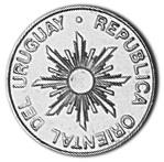 Uruguay 10 Nuevos Pesos obverse