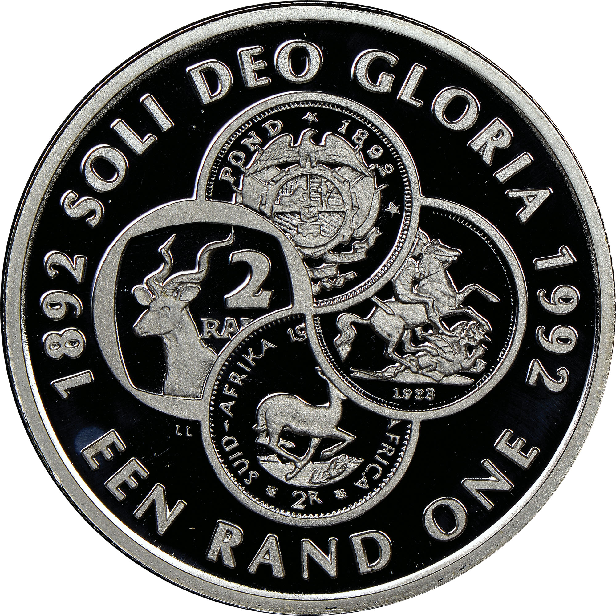 South Africa Rand reverse