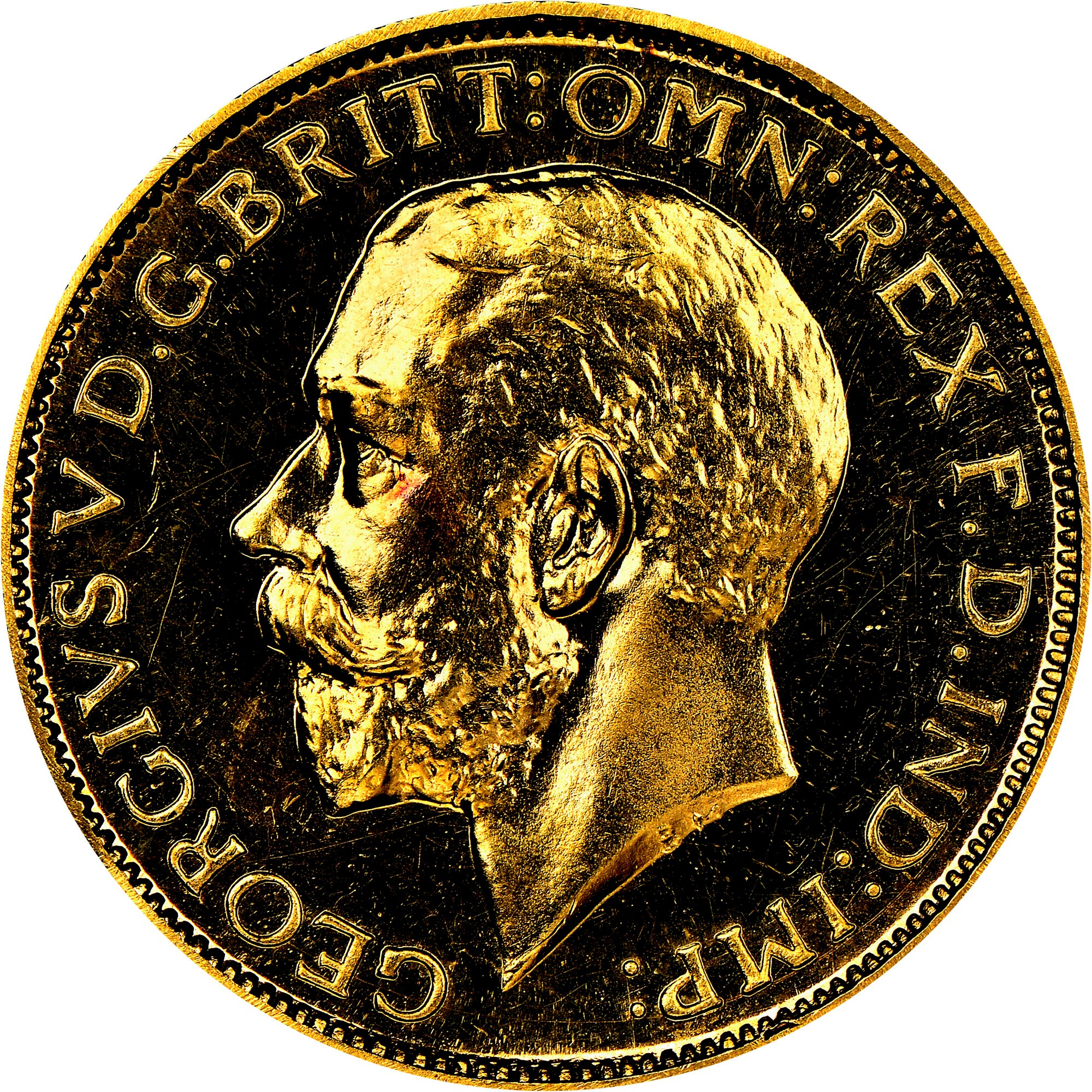 South Africa Sovereign obverse