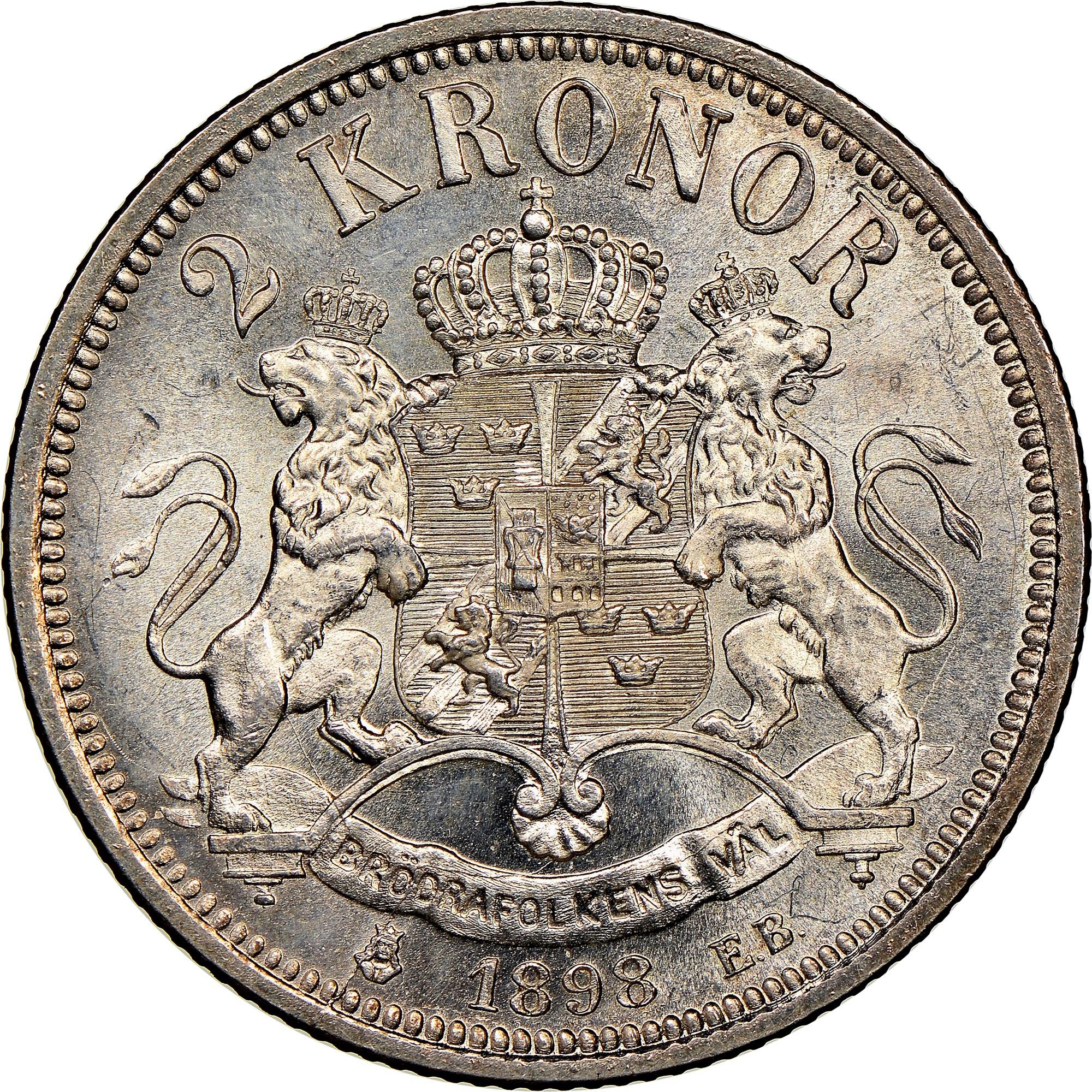 Sweden Krona reverse