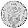 South Africa Cent obverse