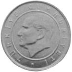 Turkey 50000 Lira obverse