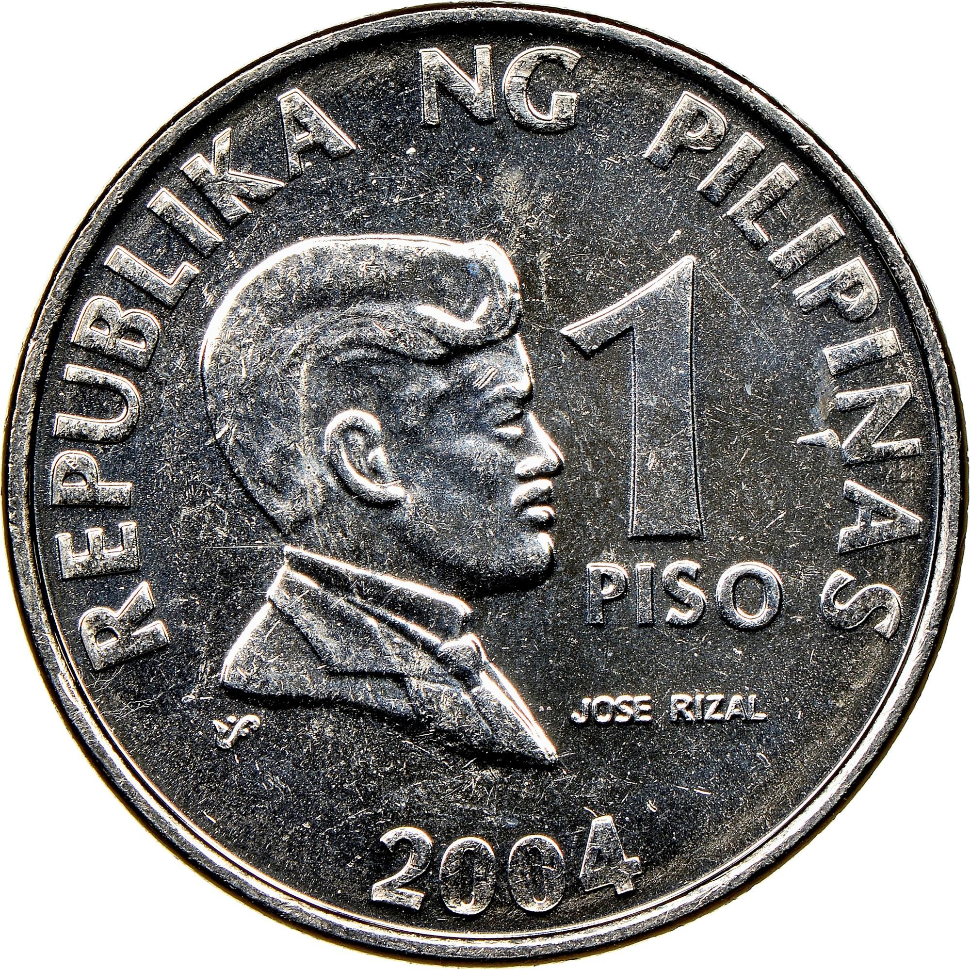Philippines Piso obverse