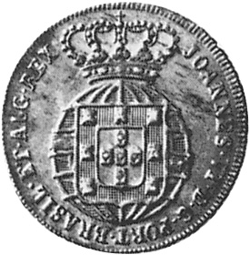 Portugal 120 Reis obverse