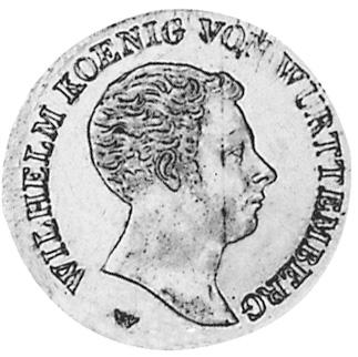German States WÜRTTEMBERG 20 Kreuzer obverse