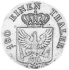 German States PRUSSIA 2 Pfennig obverse