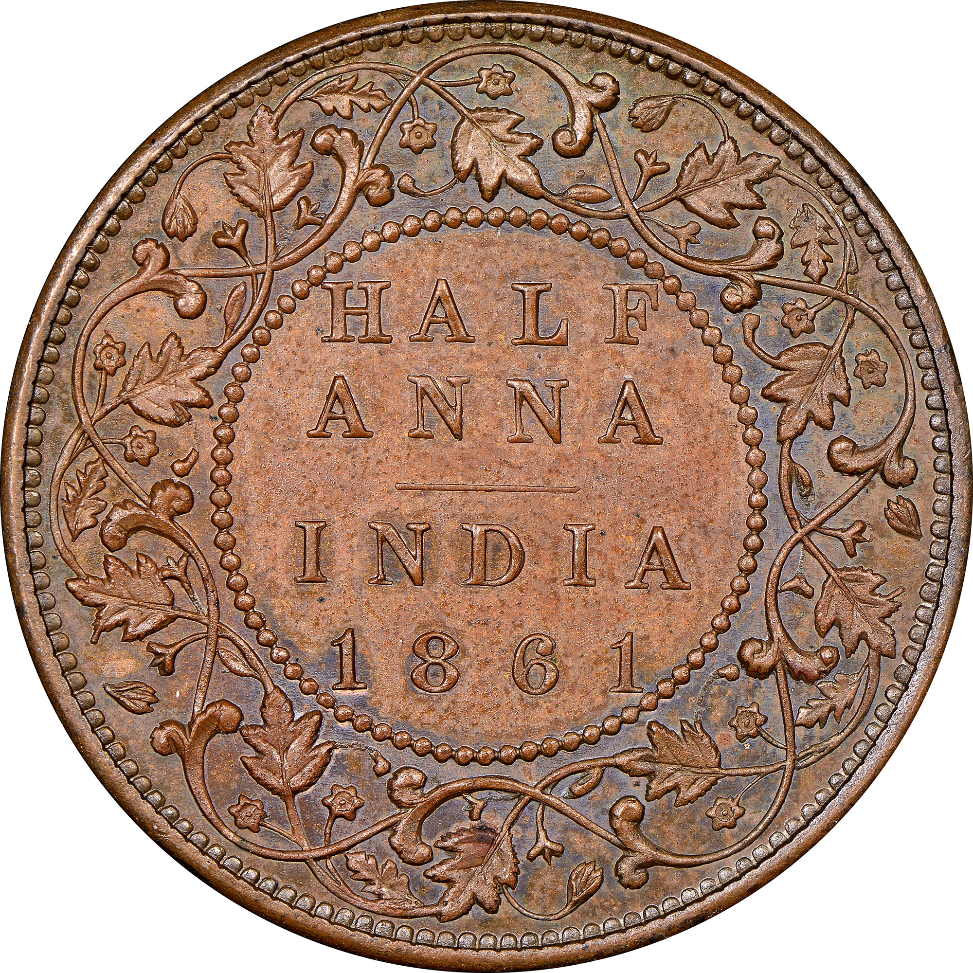 1861 india