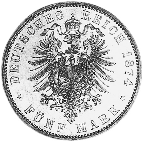 German States Prussia 5 Mark Km 503 Prices Values Ngc