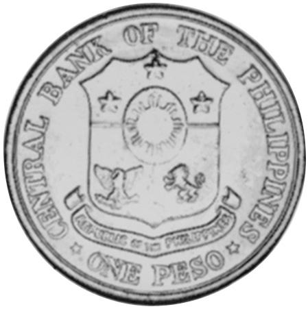 (1964) Philippines Peso obverse