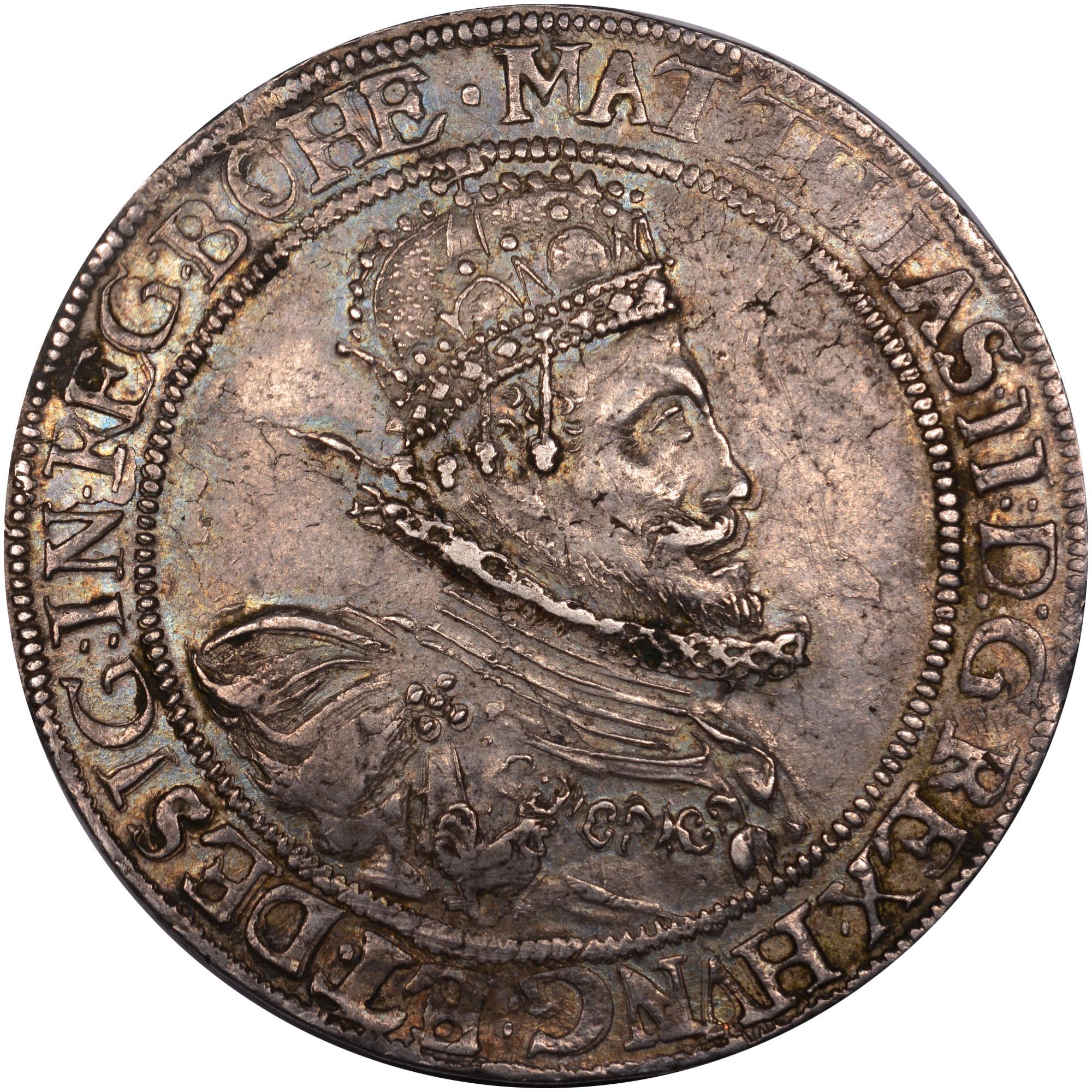 1610-1611 Austria Thaler obverse