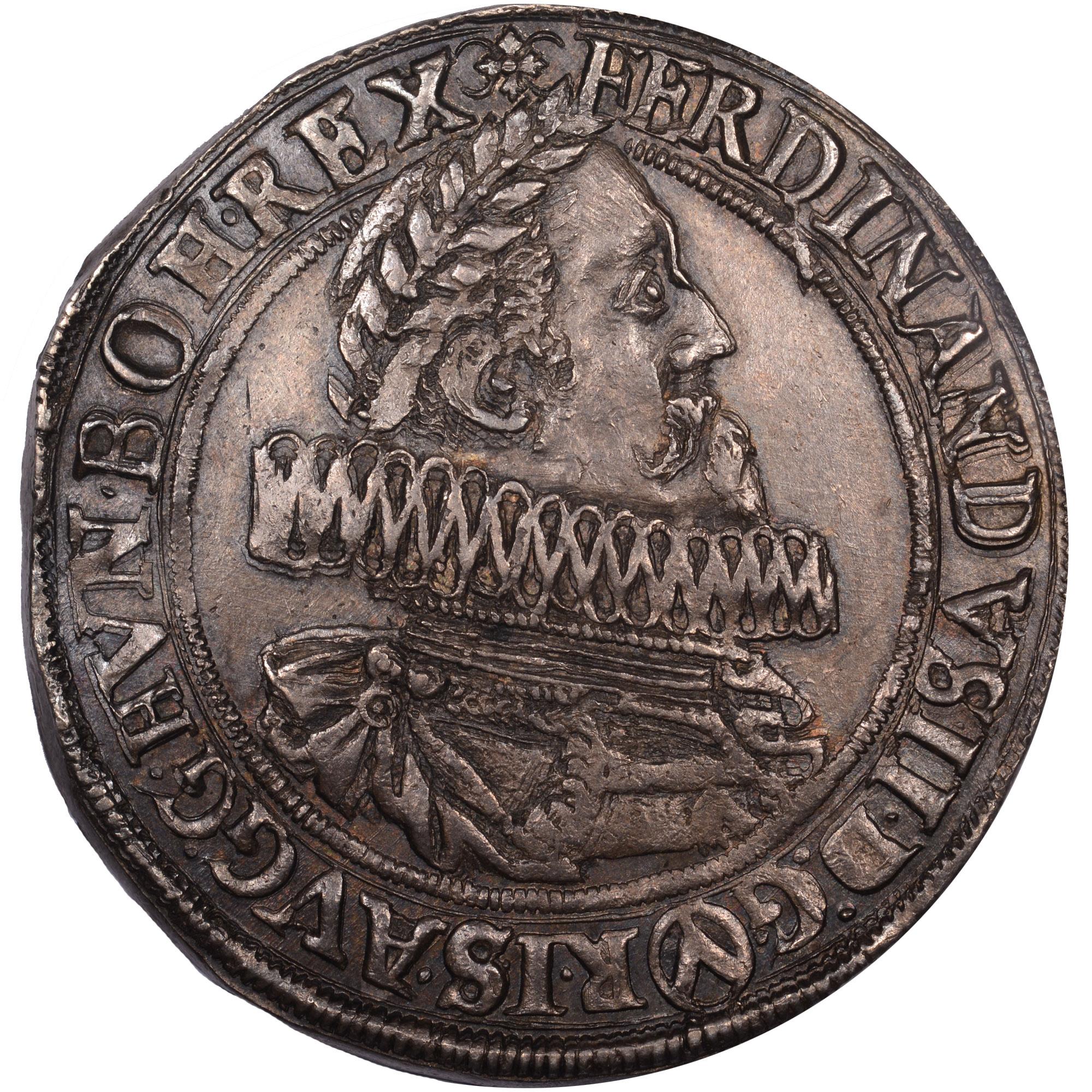 1623-1624 Austria Thaler obverse