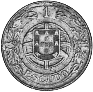 Portugal Escudo reverse