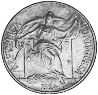 Portugal Escudo obverse