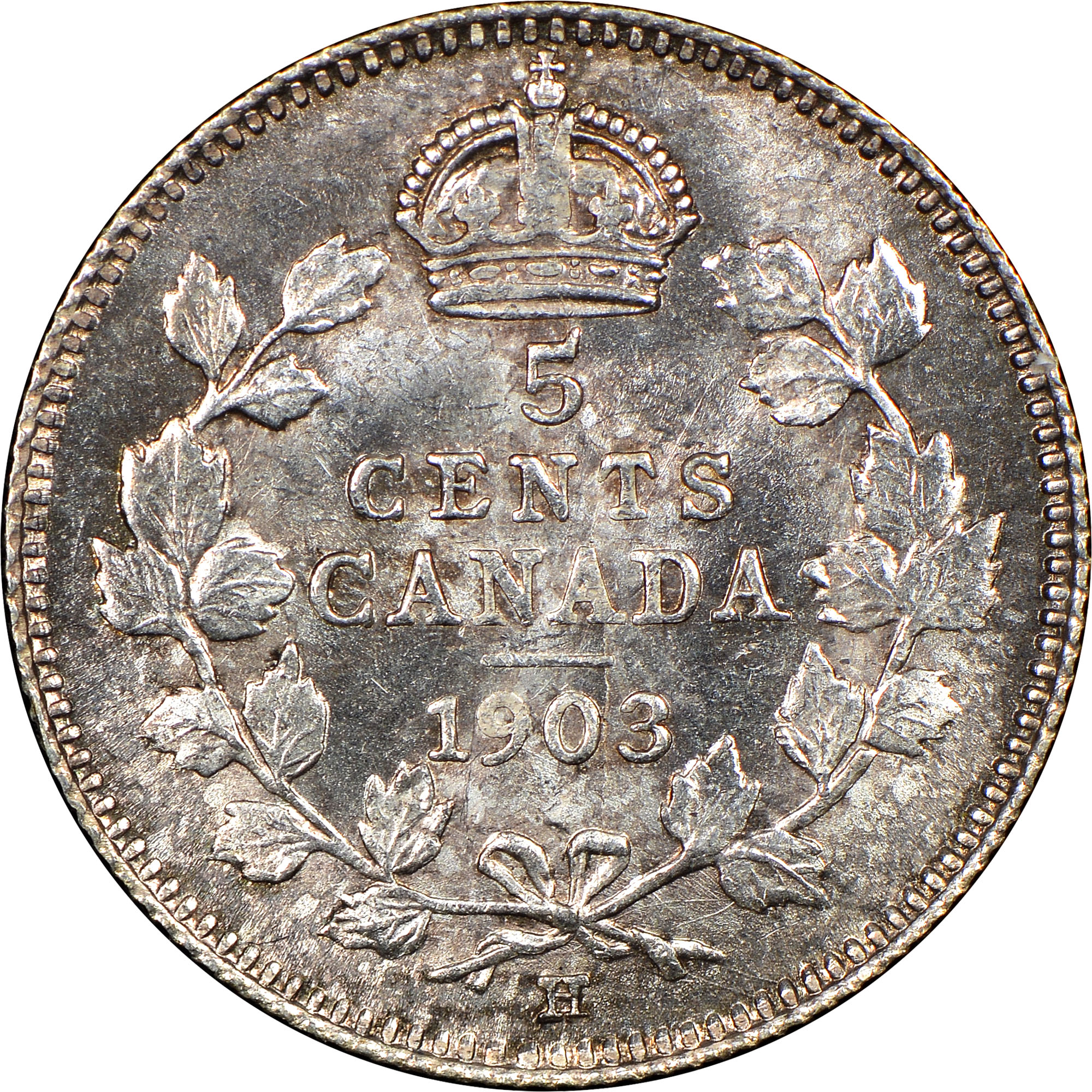 1930 CANADA 5 CENTS COIN GRADE G or Better BUY 1 OR MORE Its free S//H