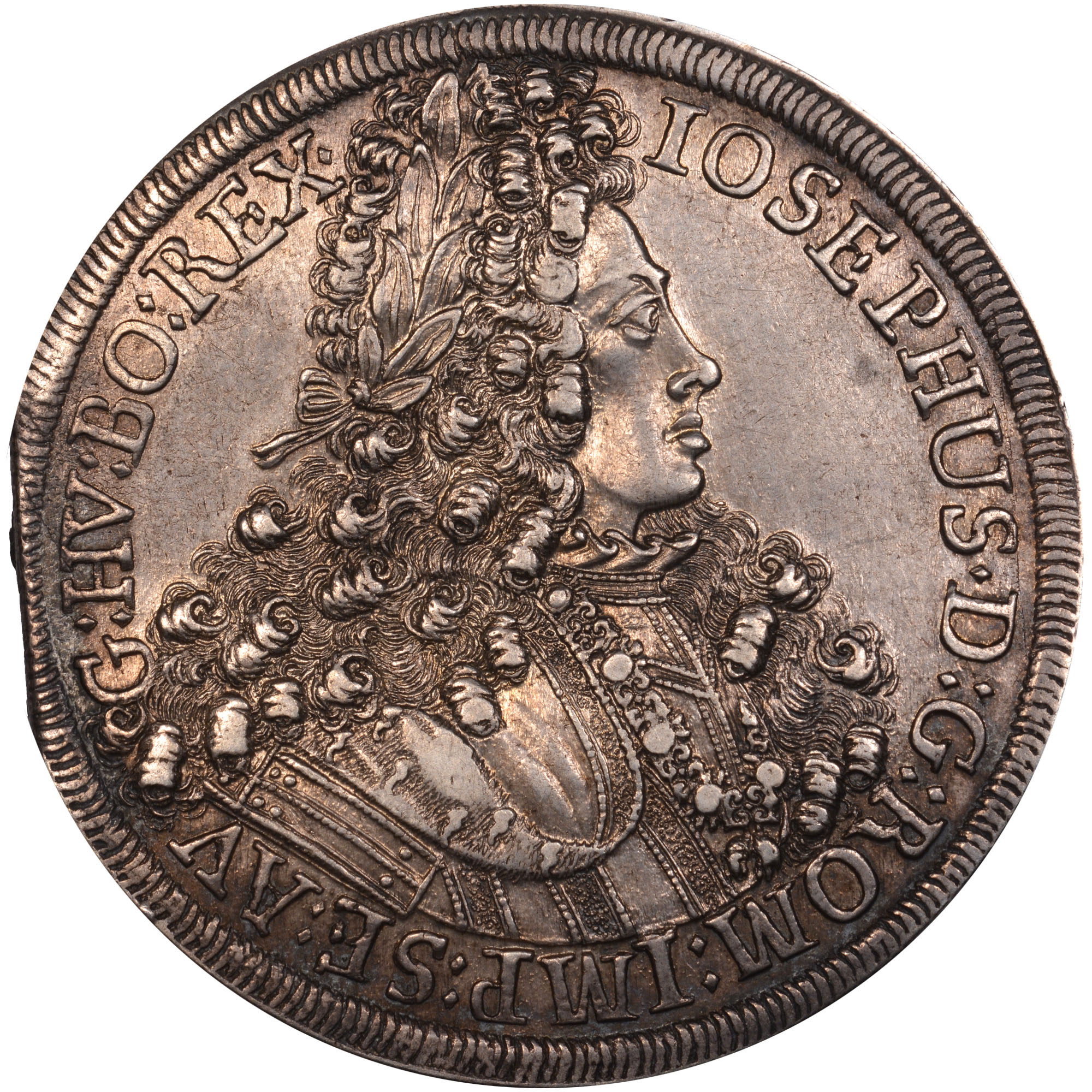 1711 Austria Thaler obverse