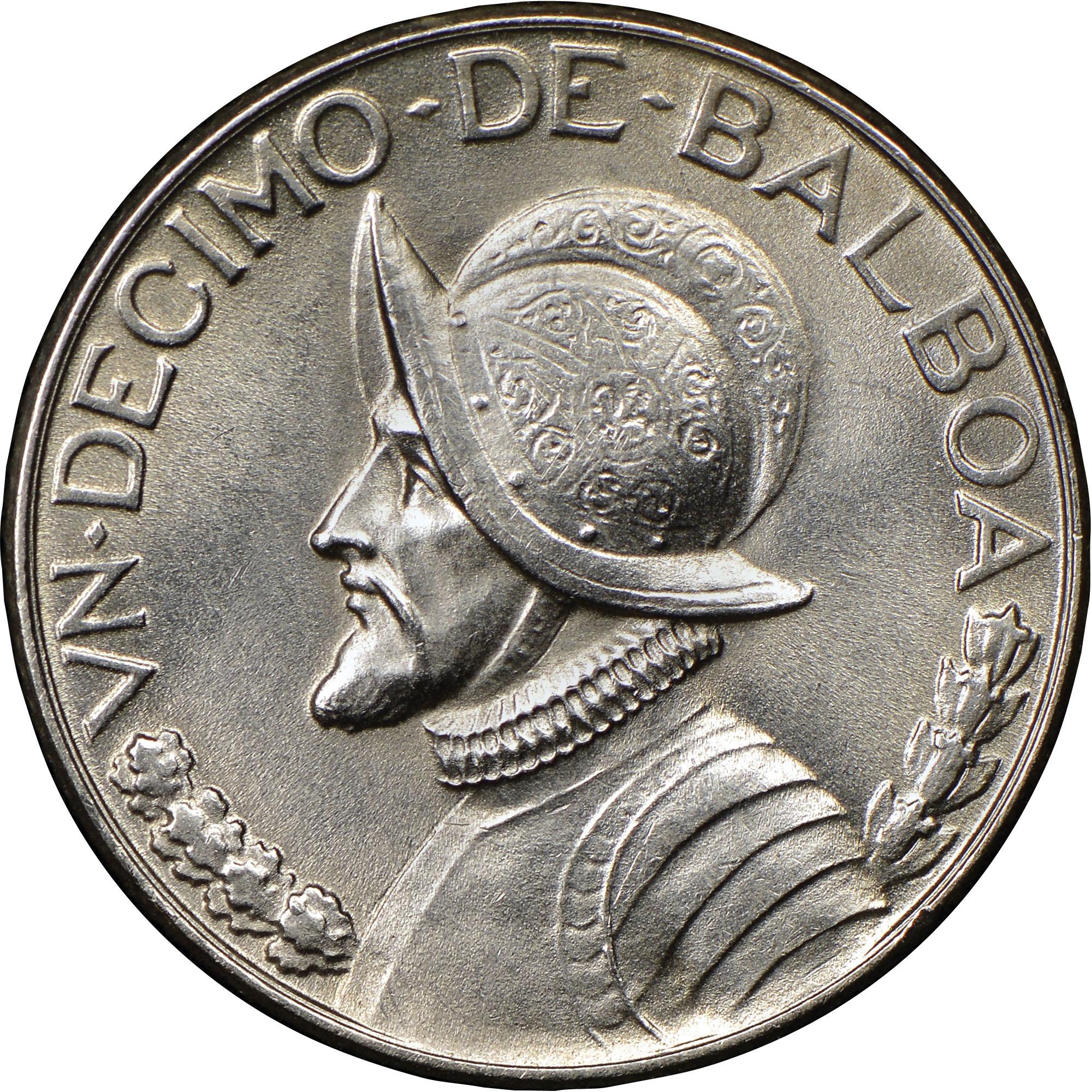 Panama 1 10 Balboa Km 10 1 Prices Amp Values Ngc